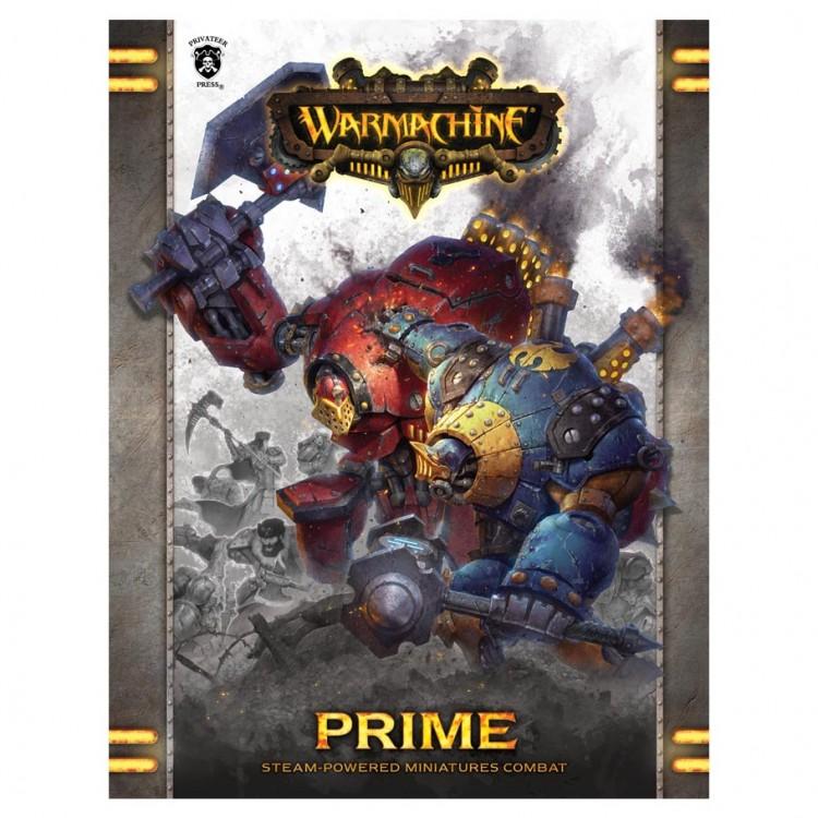 Warmachine: Prime (HC)