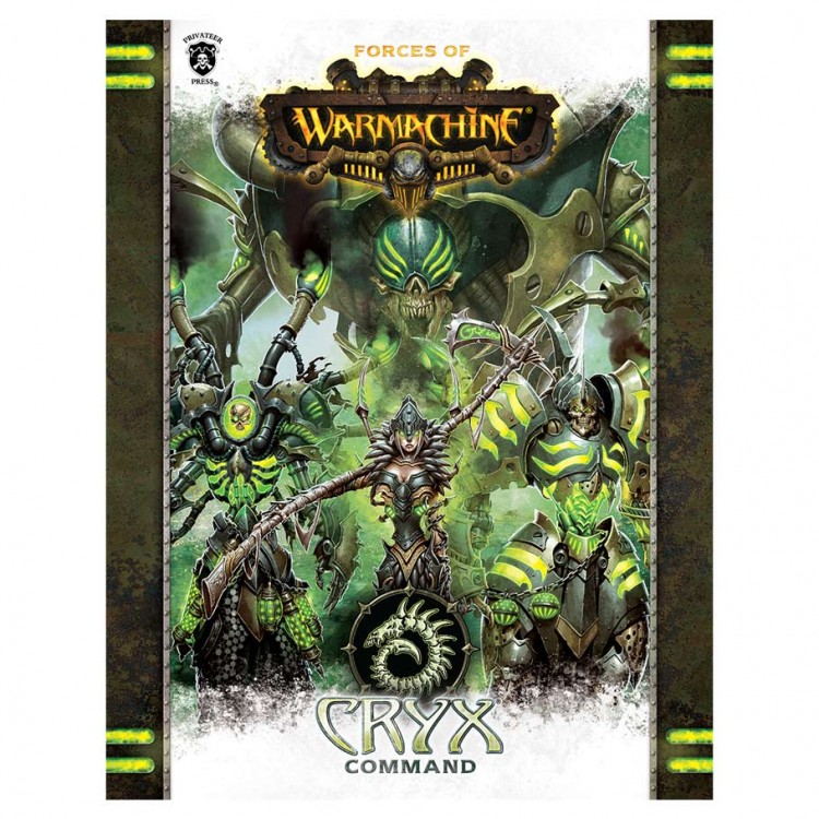 Forces of WM: Cryx Command (HC)