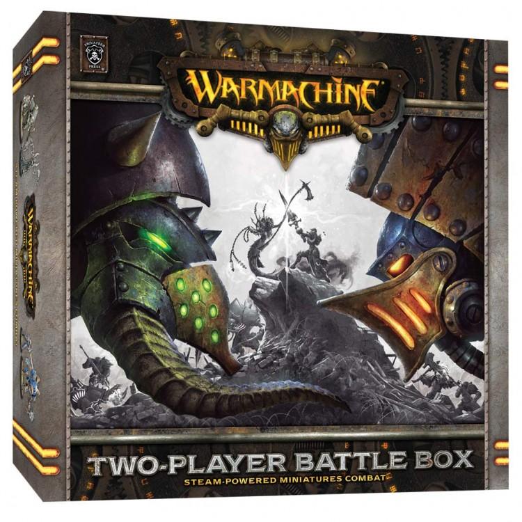 Warmachine: Two-Player Battlebox