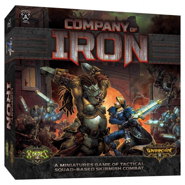 Company of Iron Starter