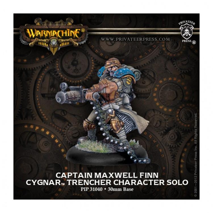 WM:Cyg Captain Maxwell Finn