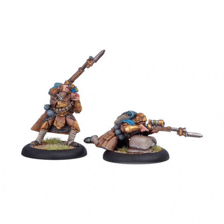 WM:Cyg Trencher Officer & Sharpshooter