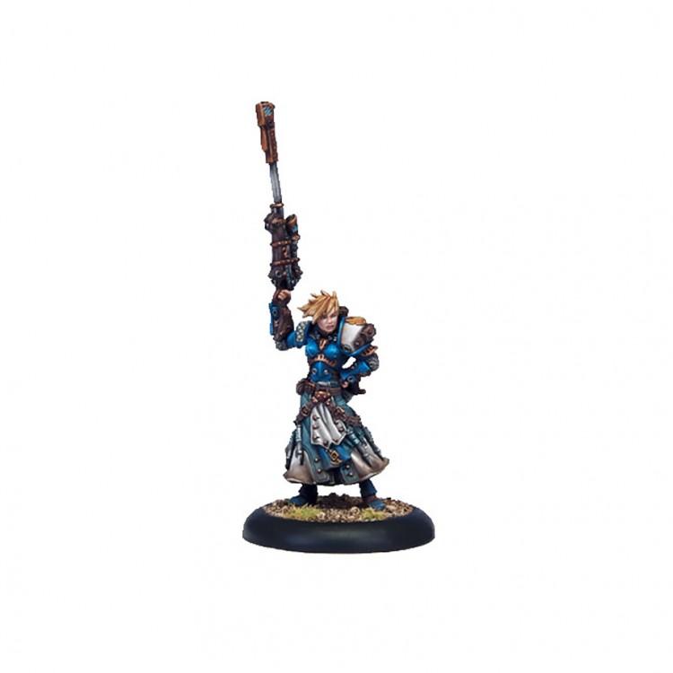 WM:Cyg Warcaster Kara Sloan