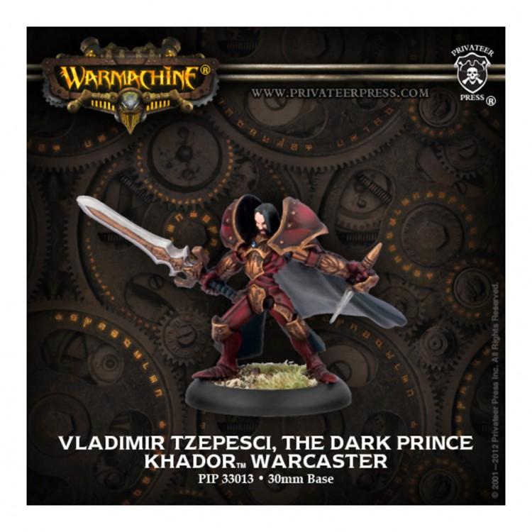 WM:Khd Dark Prince, Warcaster