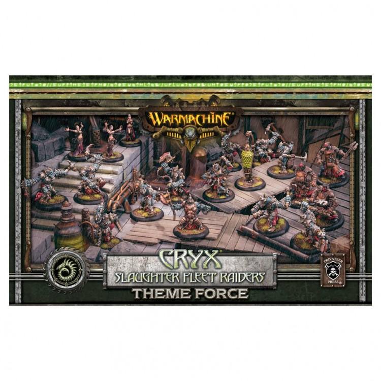 WM: Cryx: Fleet Raiders Theme Force Box