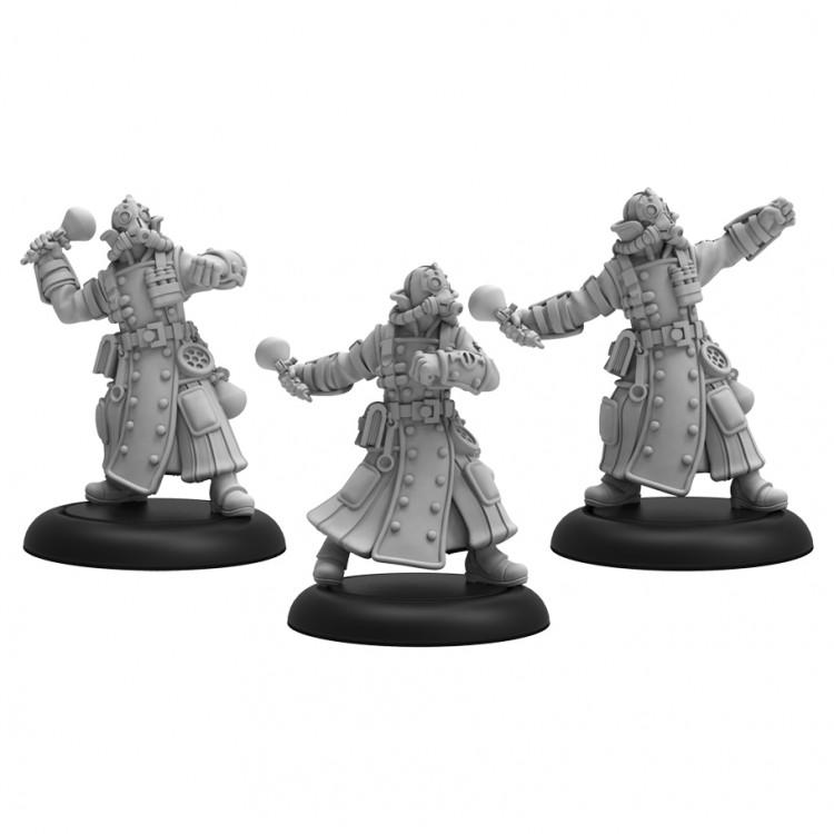 WM: GC: Combat Alchemists Unit (metal)