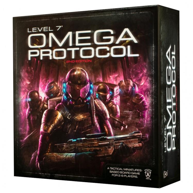 Level 7: Omega Protocol 2nd Edition