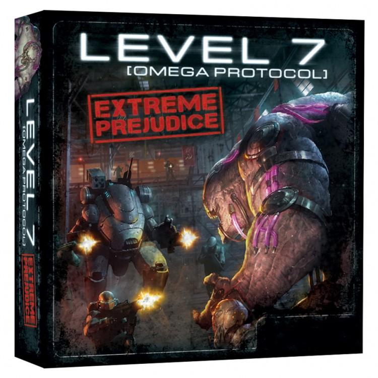 Level 7[OMEGA PROTOCOL]:Extrem Prejudice