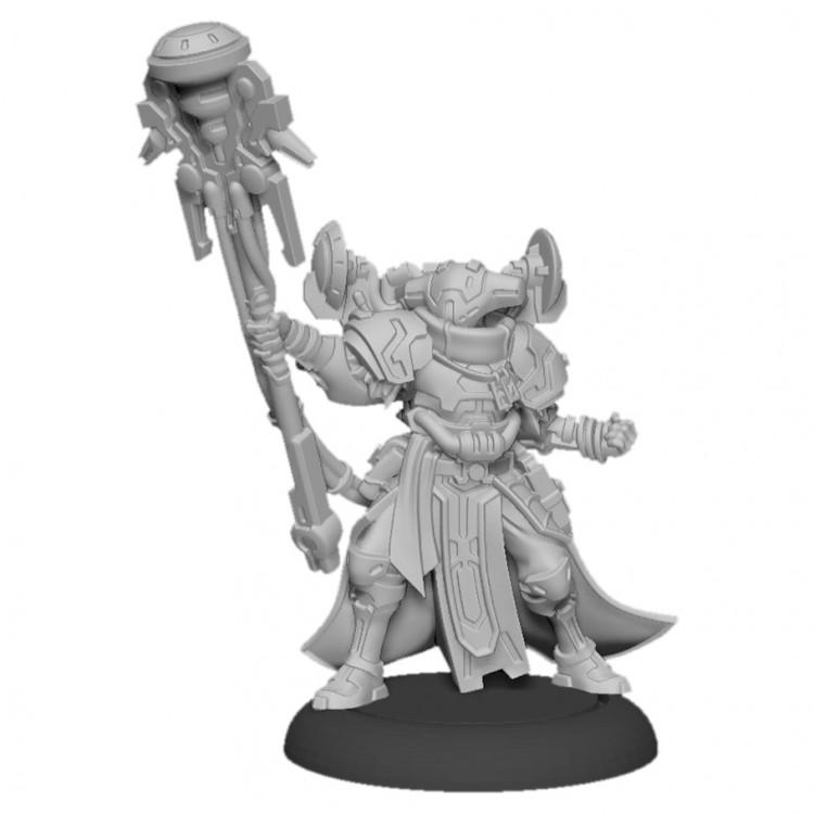 Warcaster: MW: Coalition Weaver (metal)