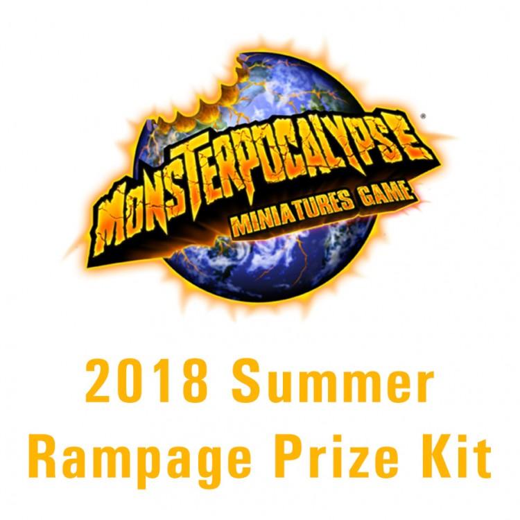 MP: Summer Rampage Prize Kit