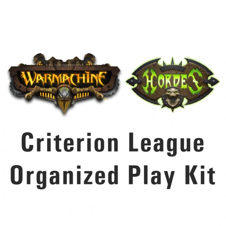 WM: Hordes: Criterion League: OP Kit