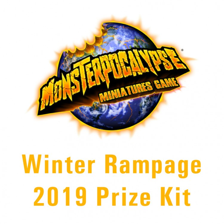 MP: Winter Rampage 2019 Prize Kit