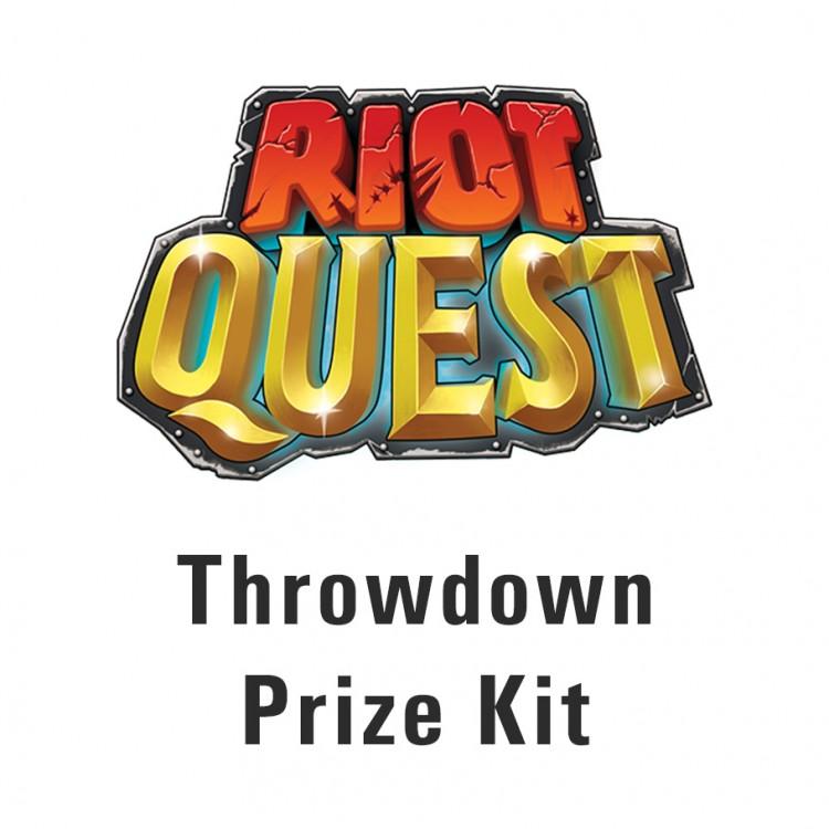 RQ: Throwdown Prize Kit