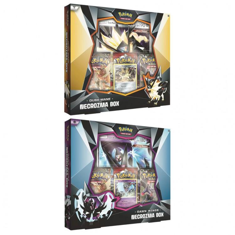 PKM: Dusk/Dawn Wings Necrozma Intl Box