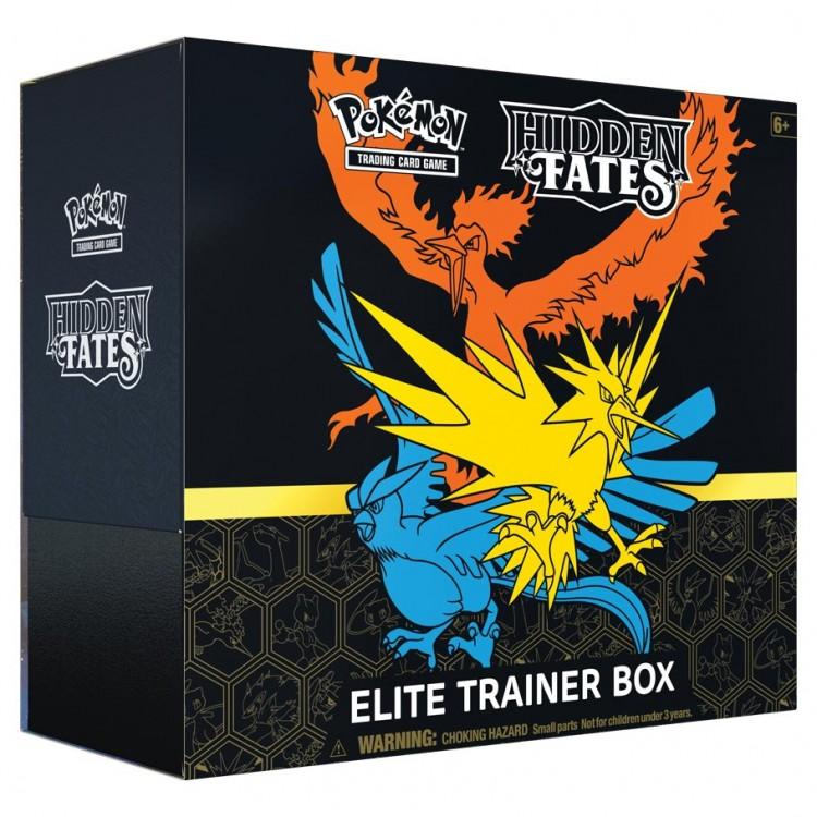 PKM: Hidden Fates Elite Trainer Box