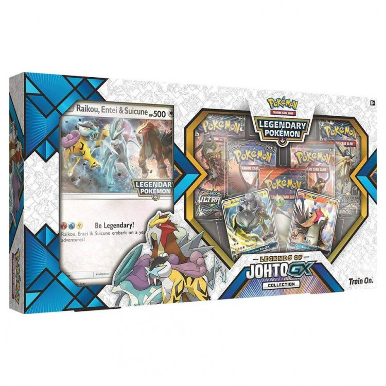 PKM: Legends of Johto Collection