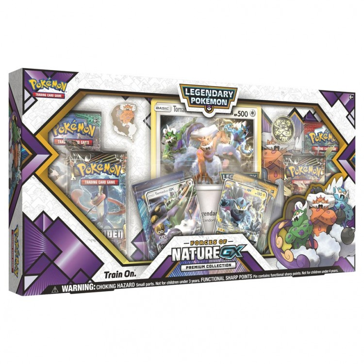 PKM:Forces of Nature-GX Prem. Collection