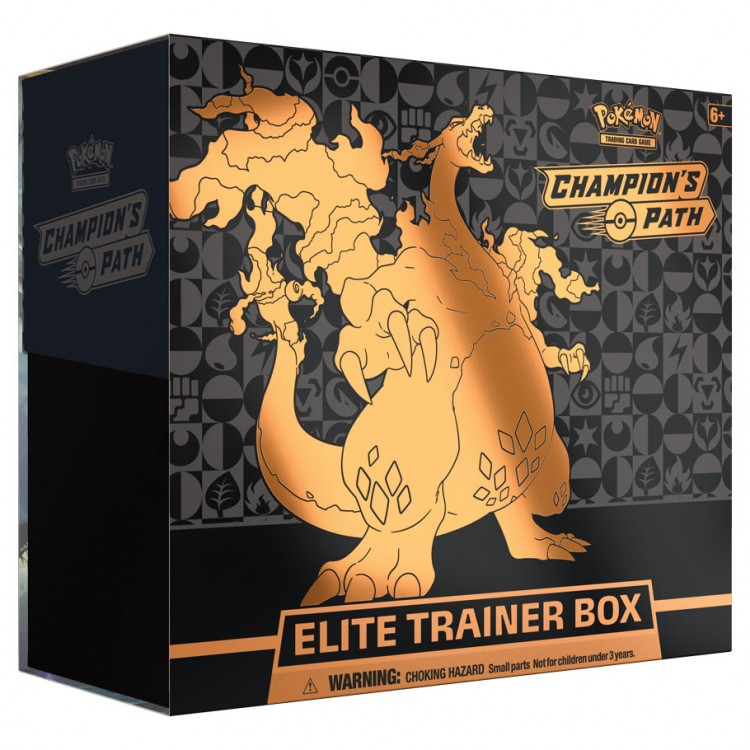 PKM: Champion's Path Elite Trainer Box
