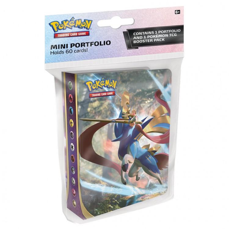 PKM: S&S1: Sword & Shield Mini Binder