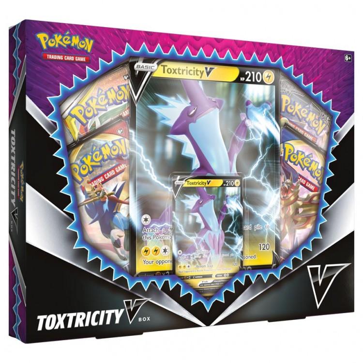 PKM: Toxtricity V Box