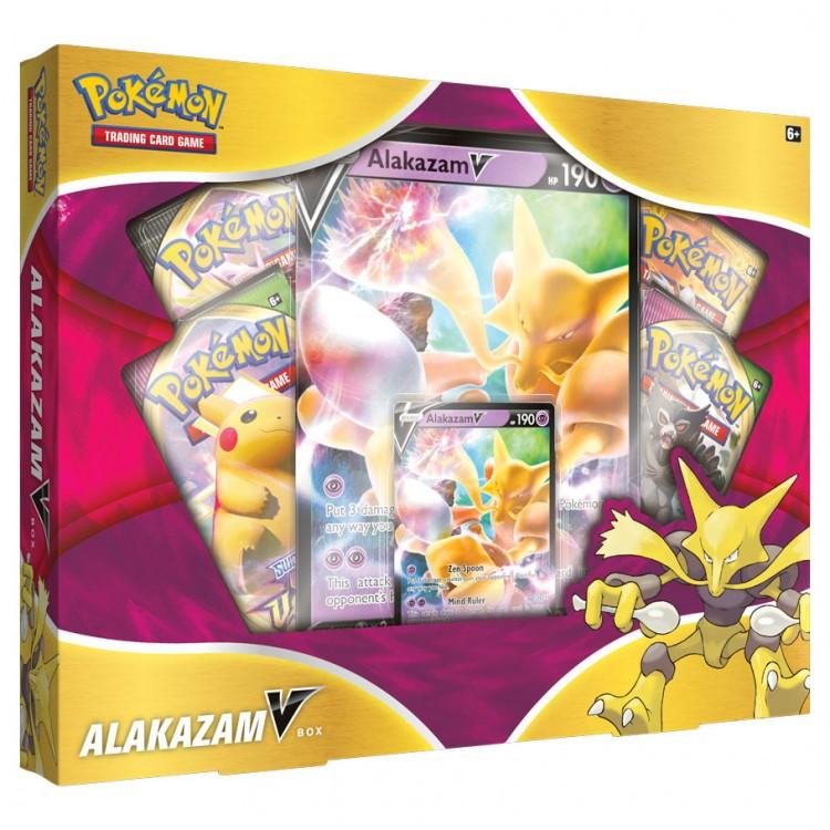 PKM: Alakazam V Box