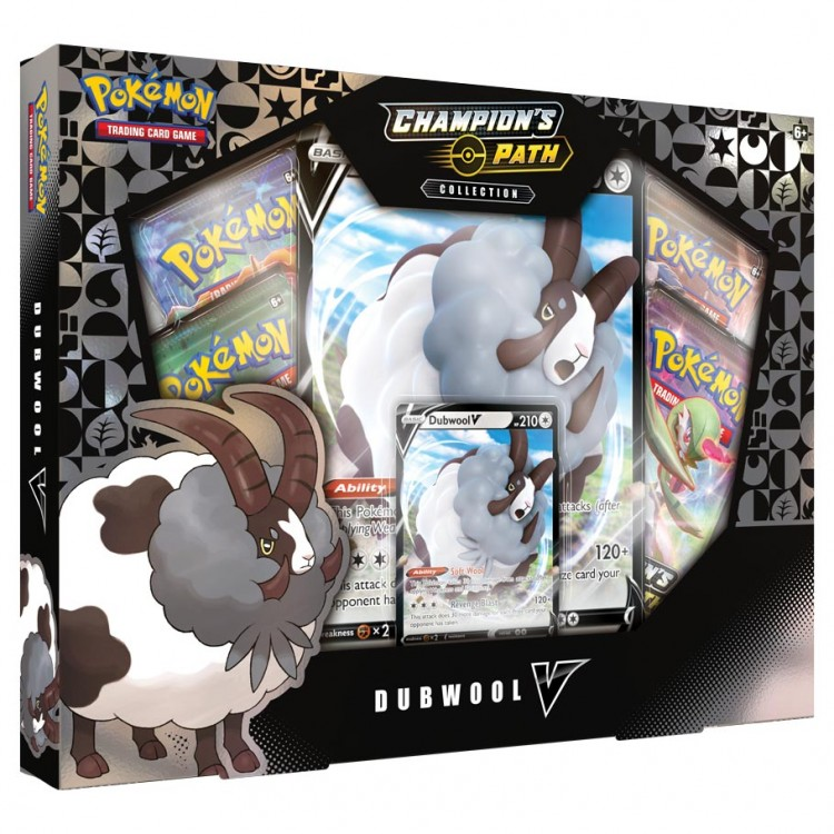 PKM: Champion's Path Coll: Dubwool V