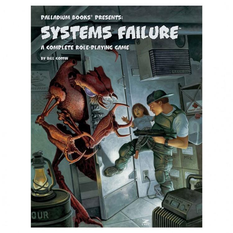 Systems Failure RPG