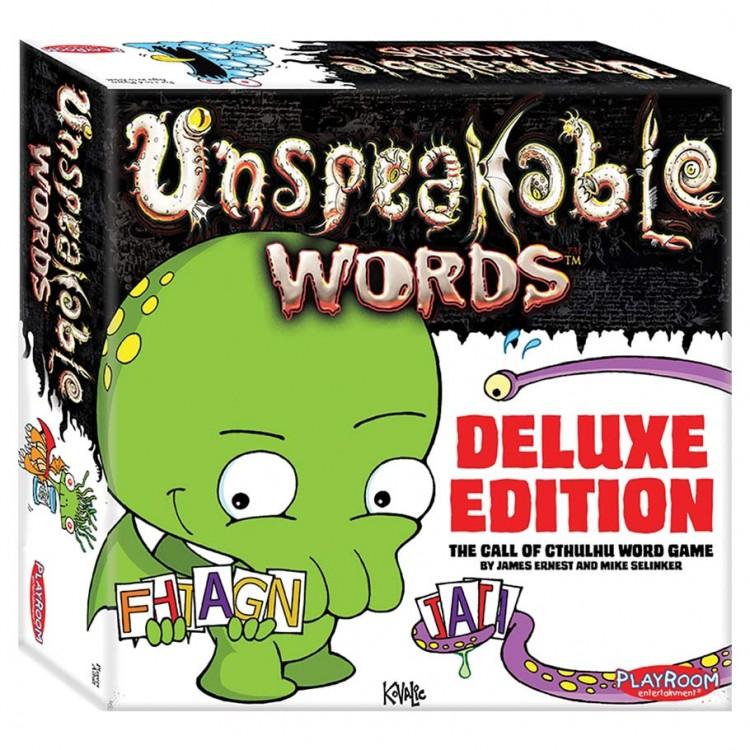 Unspeakable Words Deluxe