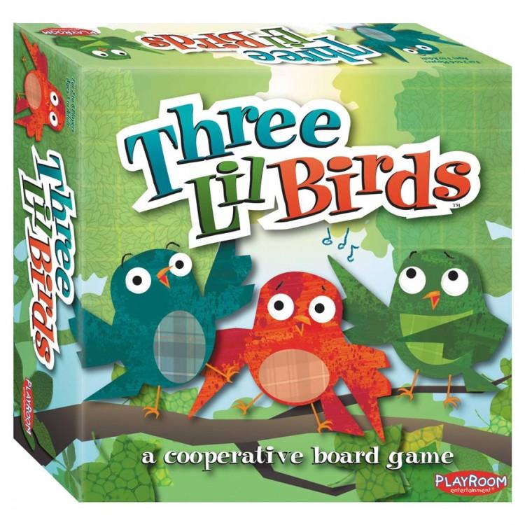 Three Lil Birds CoOp Children's Game