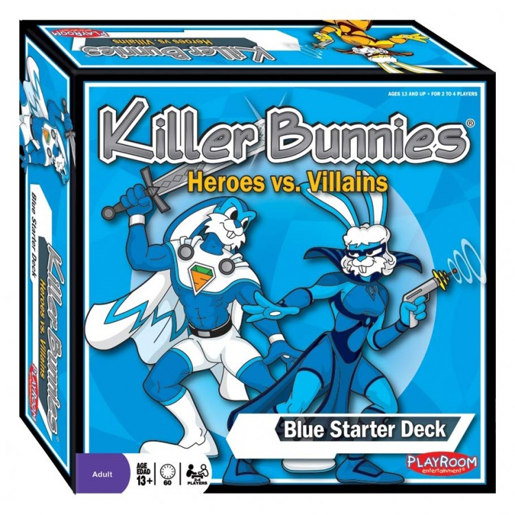 KB: Heroes vs. Villains Starter Set