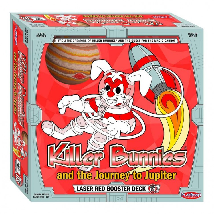 Killer Bunnies Jupiter: Red
