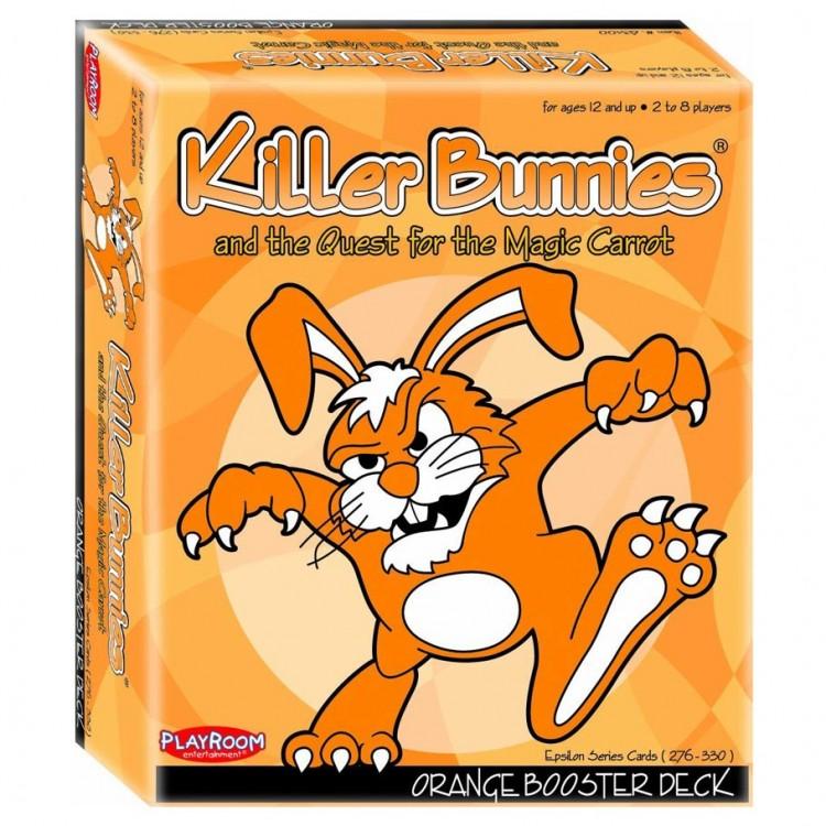 Killer Bunnies: Orange Booster
