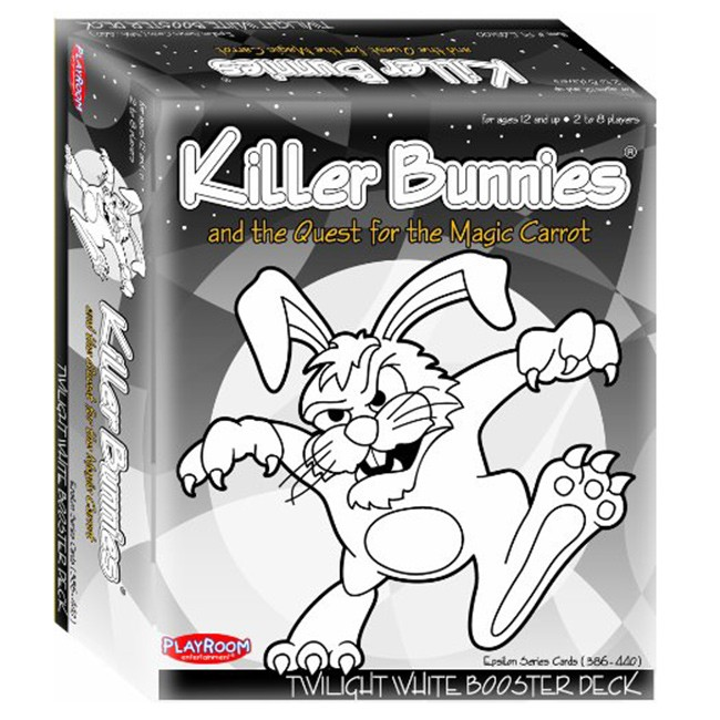 Killer Bunnies: Twilight White