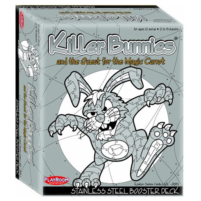 Killer Bunnies: Stainless Steel