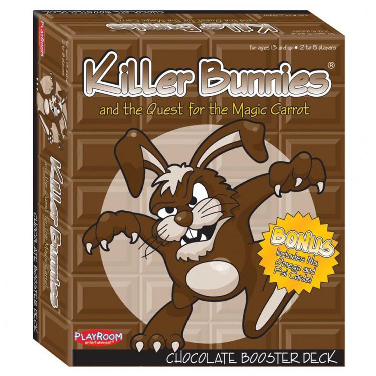 Killer Bunnies: Chocolate Booster
