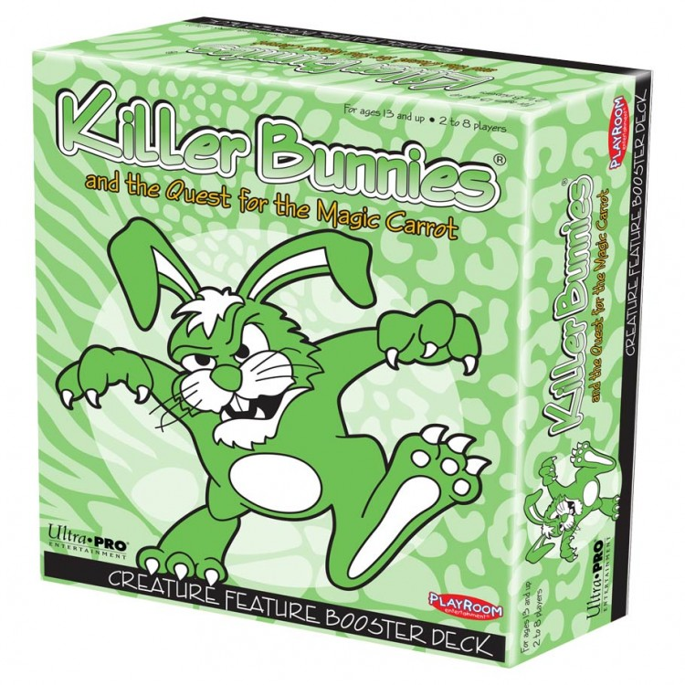 Killer Bunnies: Creature Feature Booster