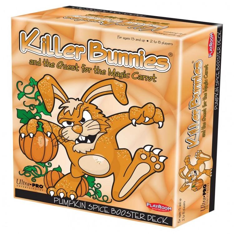 Killer Bunnies: Pumpkin Spice Booster