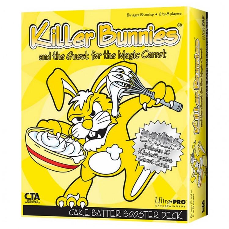 Killer Bunnies: Cake Batter