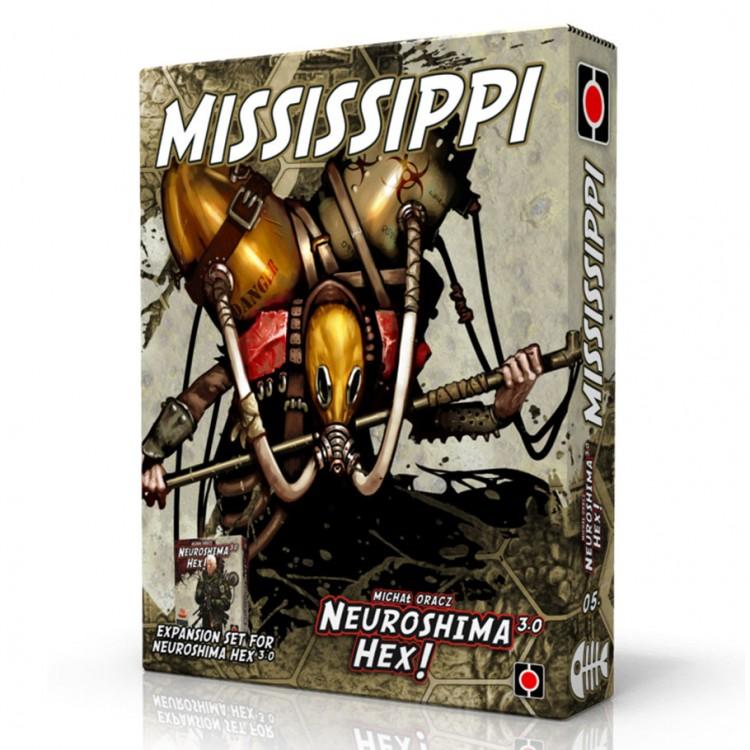 NH3.0: Mississippi