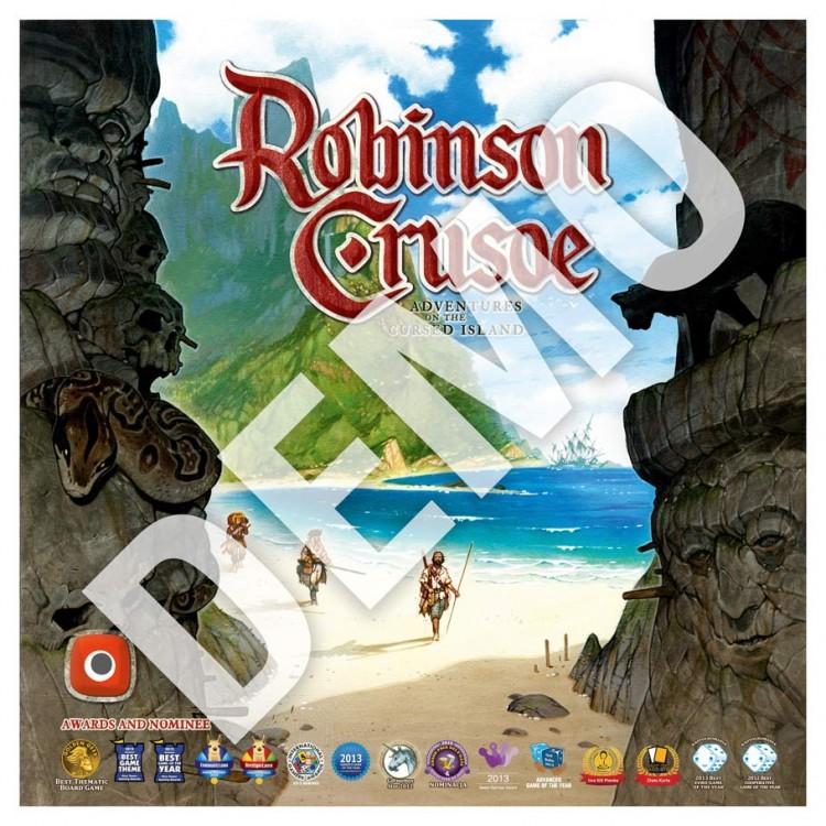 Robinson Crusoe 2nd Edition Demo