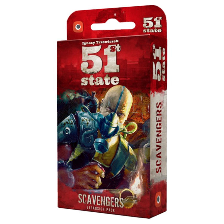 51st State: Scavengers