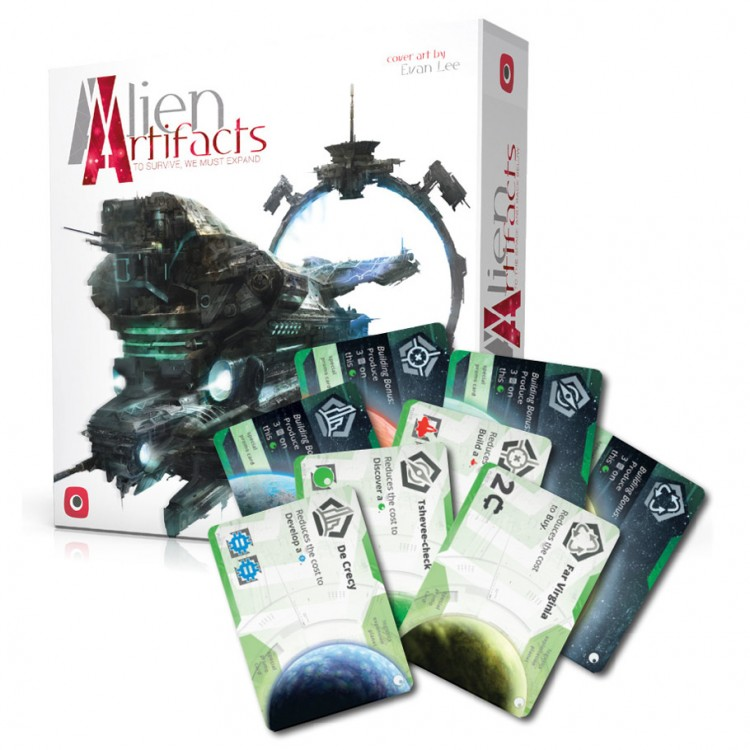 Alien Artifacts Launch Kit