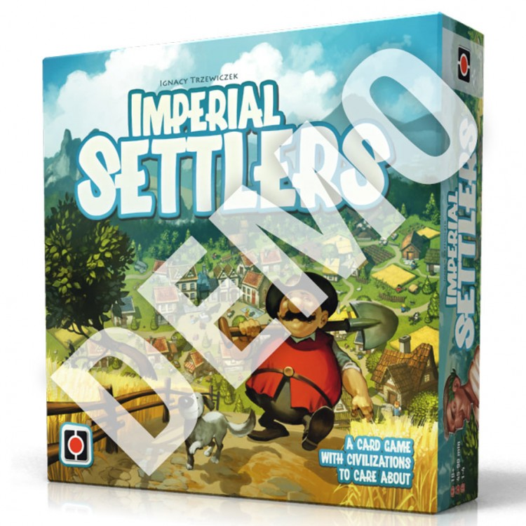 Imperial Settlers Demo