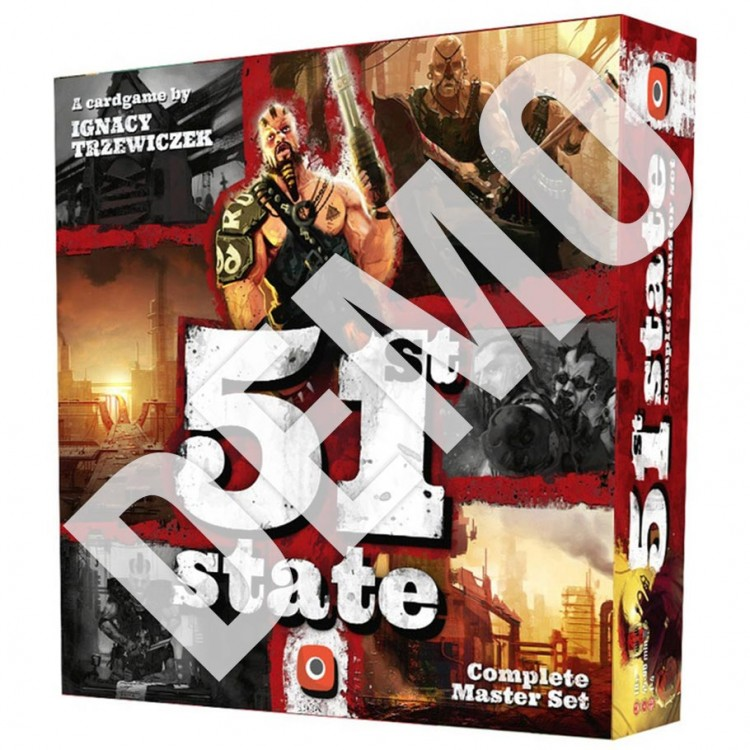 51st State Master Set Demo