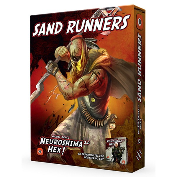 Neuroshima HEX 3.0: Sand Runners