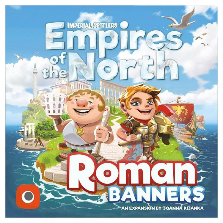 Imperial Settlers: Empires: Roman