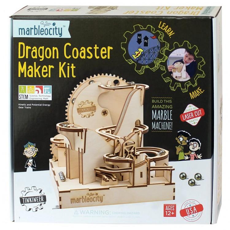 Marbleocity: Dragon Coaster