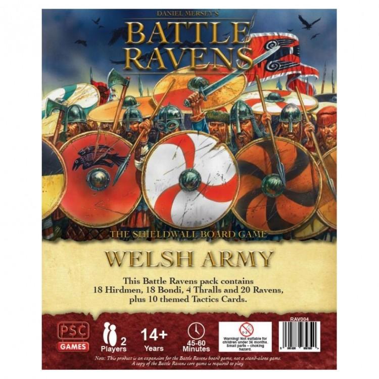 Battle Ravens Welsh Army