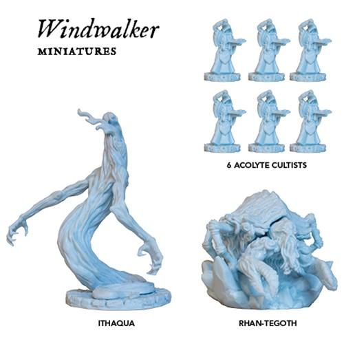 CW: Windwalker Exp.