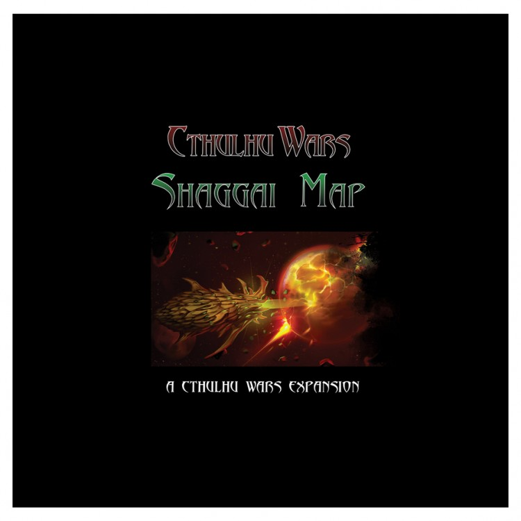 CW: Shaggai Map Expansion